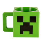 Minecraft Tasse Creeper Face