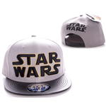 Star Wars Baseball Cap Black Yellow Logo