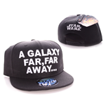 Star Wars Baseball Cap A Galaxy Far Away