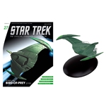 Star Trek Official Starships Collection Magazin mit Modell #27 Romulan Bird-of-Prey (2152)