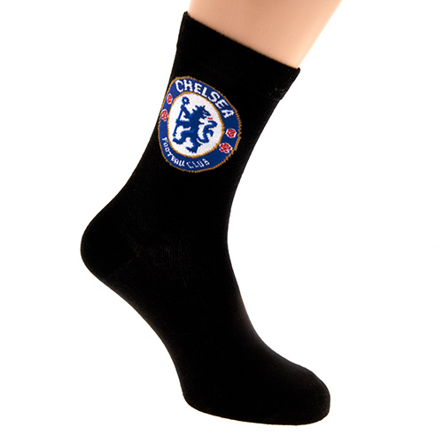 Chelsea F.C. Socken 1 Packung Junior 4-6.5