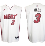 Top Miami Heat Wade in weiss
