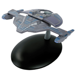 Star Trek Official Starships Collection Magazin mit Modell #29 Jem Hadar Bug
