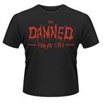 T-Shirt The Damned Friday 13TH