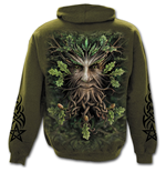 Sweatshirt Spiral Oak King