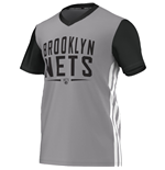 T-Shirt Brooklyn Nets (Grau)
