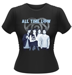 T-Shirt All Time Low  135491