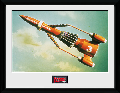 Poster Thunderbirds 136100
