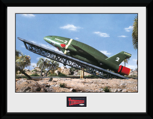 Poster Thunderbirds 136101
