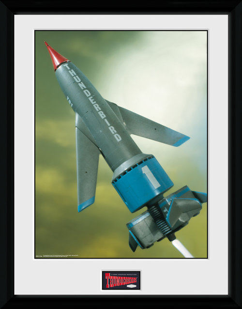 Poster Thunderbirds 136103