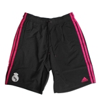Shorts Real Madrid 2014-2015 (Schwarz)