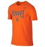 T-Shirt Holland Fussball 2015-2016 (Orange)