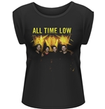 T-Shirt All Time Low Goodnight