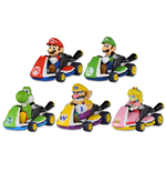 Super Mario Bros. Rückzug-Autos Mario Kart 8 Display (15)