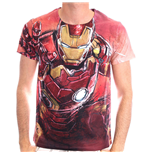 T-Shirt Iron Man 137528