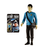 Star Trek ReAction Actionfigur Spock 10 cm