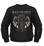 langärmeliges T-Shirt Black Veil Brides