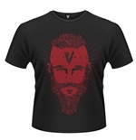 T-Shirt Vikings Ragnar Face