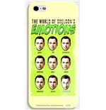 iPhone Cover Big Bang Theory -  The world of Sheldon's Emotions
