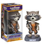Guardians of the Galaxy Wacky Wobbler Wackelkopf-Figur Rocket Raccoon 18 cm