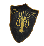 Game of Thrones Plüschkissen Wappen Haus Greyjoy 56 cm