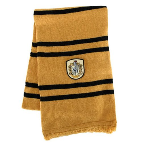 Harry Potter Schal Hufflepuff 190cm