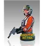 Star Wars Büste 1/6 Wedge Antilles 18 cm