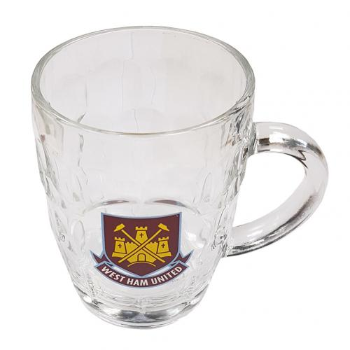 Glas West Ham United 140003