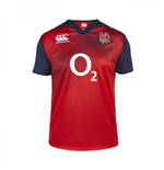 Trikot England Rugby 2015-2016 (Rot)