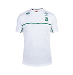 T-Shirt Irland Rugby 2015-2016 (Weiss)