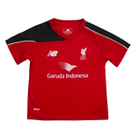 T-Shirt Liverpool FC 2015-2016 (Rot)