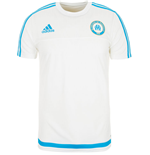 T-Shirt Olympique Marseille 2015-2016 (Weiss)