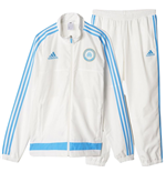 Trainingsanzug Olympique Marseille 2015-2016 (Weiss)