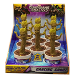 Guardians of the Galaxy Interaktive Figur mit Sound 23 cm Dancing Groot Display (8)