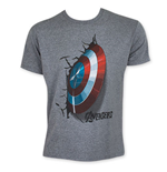 T-Shirt Captain America  140592