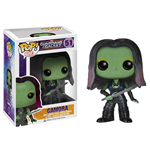 Guardians of the Galaxy POP! Vinyl Figur Gamora 10 cm