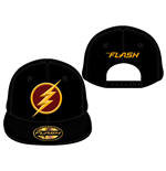 The Flash Baseball Cap Logo