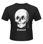 T-Shirt The Damned Skull