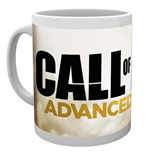 Tasse Call Of Duty Advanced Warfare - Logo