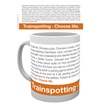 Tasse Trainspotting 140983