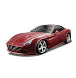 Modellauto Ferrari Bburago - Ferrari California T (Closed Top) 1:18
