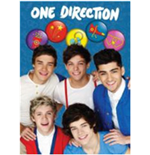 Notizbuch One Direction 141756
