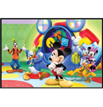 Puzzle Mickey Mouse 142451