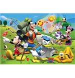 Puzzle Mickey Mouse 142465