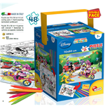 Puzzle Mickey Mouse 142466