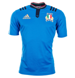 Trikot Italien Rugby Home