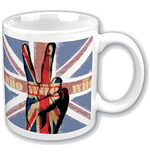 Tasse The Who  - Peace Fimgers