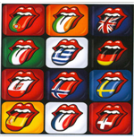 Magnet The Rolling Stones - Tongue Evolution