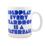 Tasse Coldplay  143092