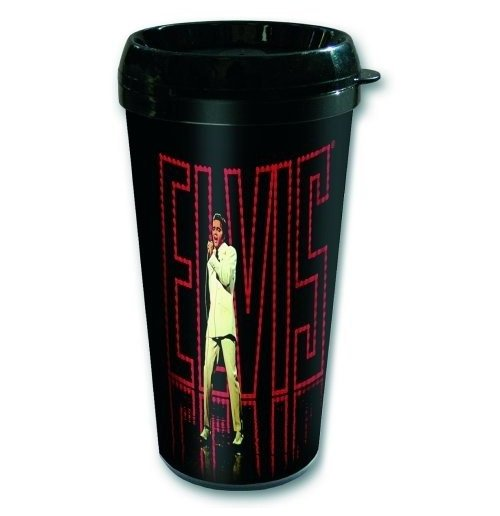 Tasse Elvis Presley - In Light Travel Mug